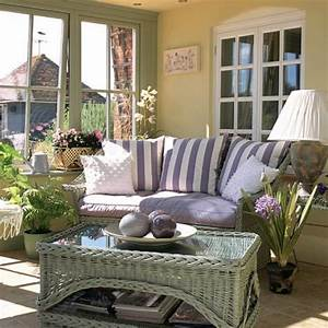 Styl Deco Veranda : porch decoration ideas my desired home ~ Premium-room.com Idées de Décoration