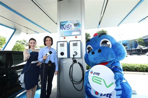 Users can easily browse information of each stations as station name, location, contact information. PTT EV Charging Station เปิดให้บริการฟรี! 14 สาขาทั่วประเทศ รองรับรถ EV