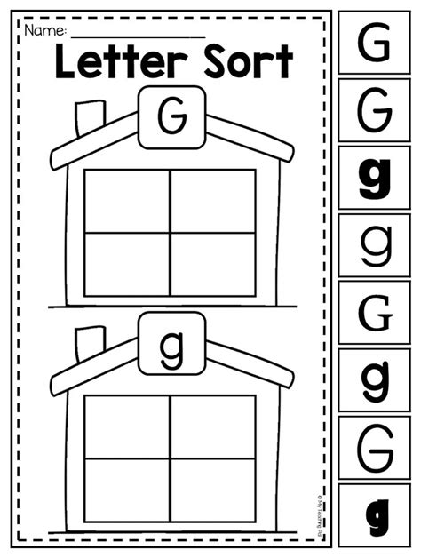 best 25 letter g worksheets ideas on coloring