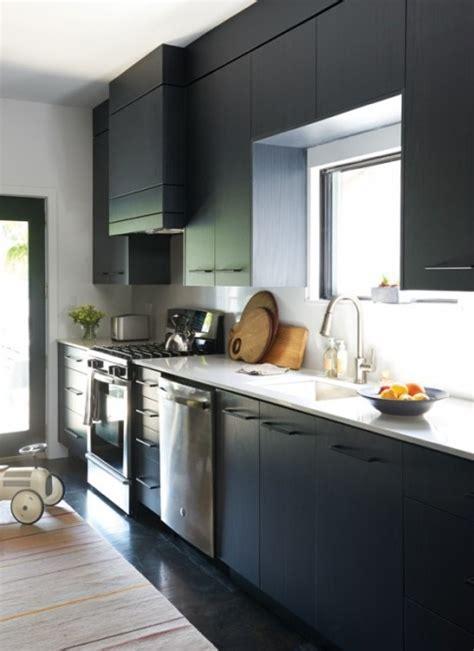 decorate  galley kitchen chatelaine