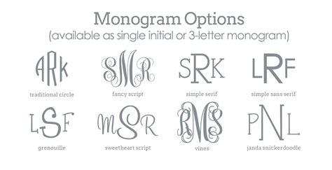 chevron mousepad  classic monogram script monogram font  monogram fonts cricut