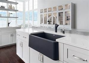 BLANCO launches IKON - the first apron front sink of its