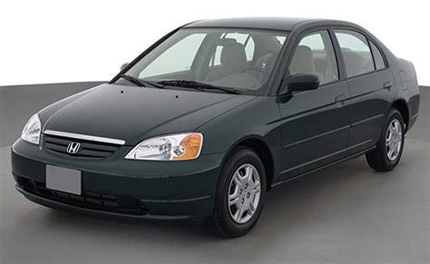 2002 Honda Civic Reviews, Images, And Specs