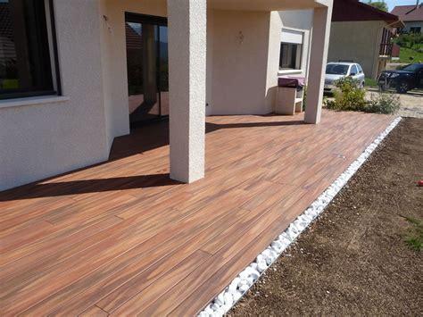 terrasse bois composite ou bois