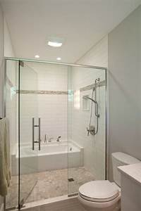 Love, This, Arrangement, By, Nest, Design, Guest, Bathroom, With, Shower, And, Tub