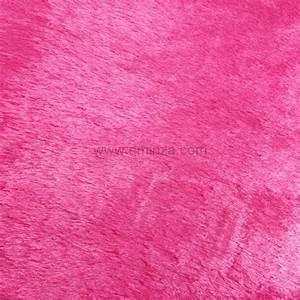 Tapis Imitation Fourrure : tapis imitation fourrure rose eminza ~ Teatrodelosmanantiales.com Idées de Décoration