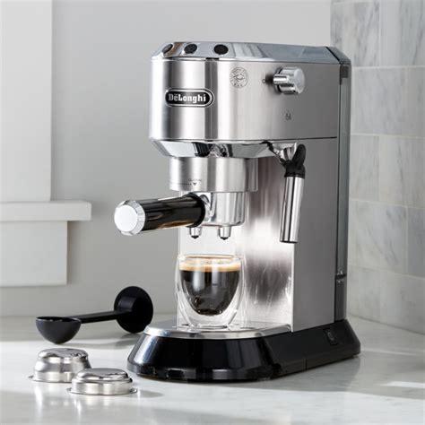 DeLonghi Dedica Slimline Espresso Maker   Reviews   Crate