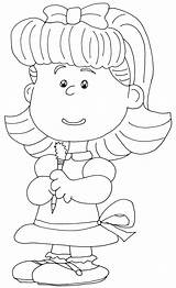 Peanuts Coloring Pages Charlie Brown Snoopy Haired Characters Hair Marcie Drawing Franklin Printable Linus Getcolorings Template Sketch Getdrawings Sheets Colorings sketch template
