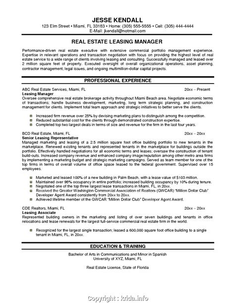 Real Estate Marketing Manager by Styles Resume For Real Estate Marketing Manager Resume