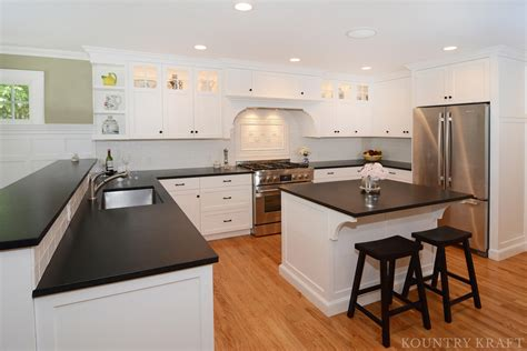 white custom kitchen cabinets custom white kitchen cabinetry in new jersey 1287