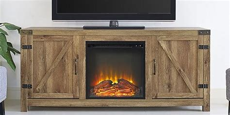 top   electric fireplace entertainment center options