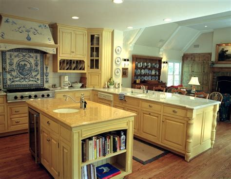 + French Country Kitchen Cabinet Designs, Ideas