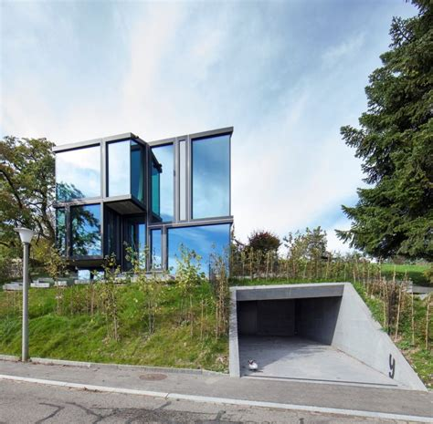 model desain rumah kaca minimalis modern terbaru