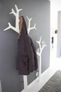 Porte Manteau Mural Design : porte manteau couloir plus de 60 photos pour vous ~ Teatrodelosmanantiales.com Idées de Décoration
