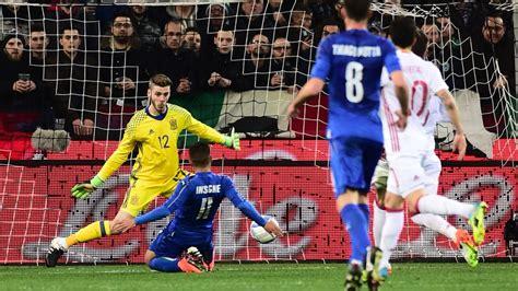C'est italie (selection italienne de football) qui recoit espagne (la roja) pour ce match europe du mardi 06 juillet 2021 (resultat championnat d'europe de football 2016). Préparation Euro 2016 - L'Espagne arrache le match nul ...