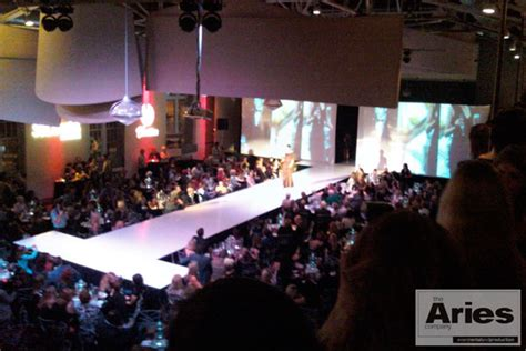 fashion show design  aries company