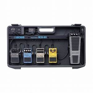 Boss BCB60 Guitar Effects Pedal Board with built in Power ...