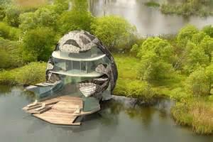 Delightful Eco Design Houses by Bijzondere Duurzame Woningen Tallsay