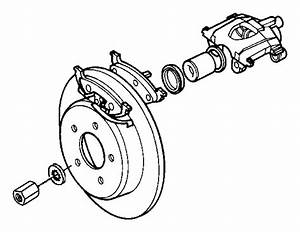 Chrysler Grand Voyager Pad Kit  Rear Disc Brake  Mopar V