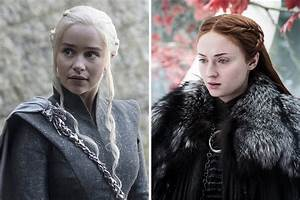 Game of Thrones Season 8: Sansa Meets Daenerys for First ...