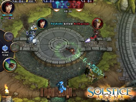 Zynga Reveals League Of Legends-like Solstice Arena For
