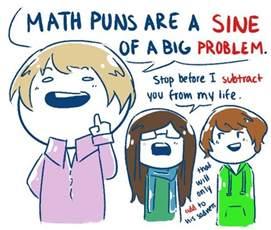 Math Puns and Jokes