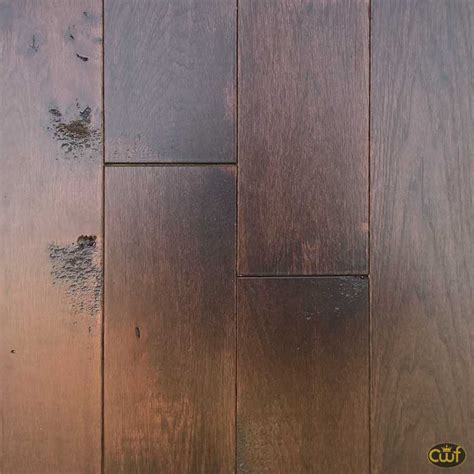 "Harvest Solid Hickory 5""   Carolina Floor Covering"