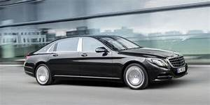 Mercedes Classe S Limousine : mercedes benz classe s maybach listino prezzi 2019 consumi e dimensioni patentati ~ Melissatoandfro.com Idées de Décoration