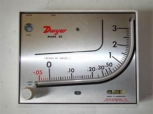 2  Dwyer Mark Ii Manometer 25