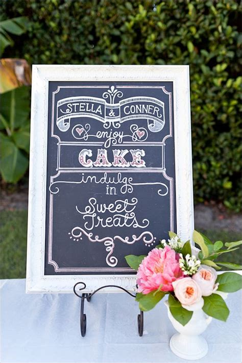 Custom Chalkboard Wedding Ideas Chalkboard Signs