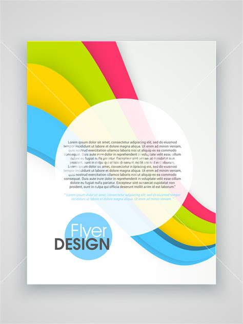 Professional Brochure Templates Creative Cloud By Professional Brochure Template Or Flyer Design With