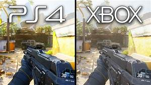 Playstation 4 vs Xbox One Black Ops 3 Graphics Comparison ...