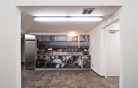 compact commercial kitchen design home decoration