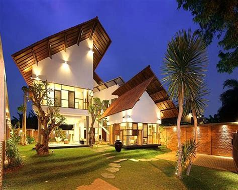 Tropical Home Style : Uncategorized Small Tropical House Plans For Finest Plants