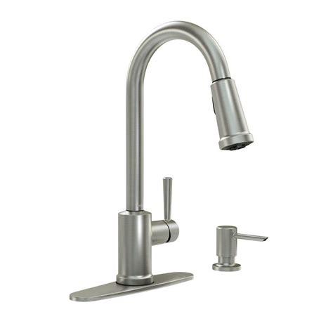 clean kitchen faucet moen indi single handle pull sprayer kitchen faucet