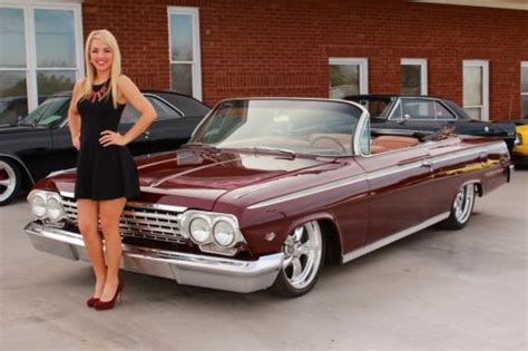 purchase   chevy impala convertible frame  resto