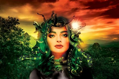 Phoenix Rising: Reclaiming Medusa | Phoenix Rising ...