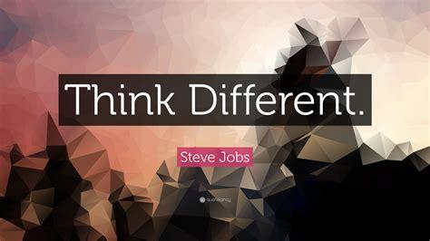 Steve Jobs Quote: