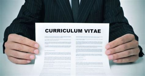 Cv Get Interviews by Creating A Cv That Will Get You An
