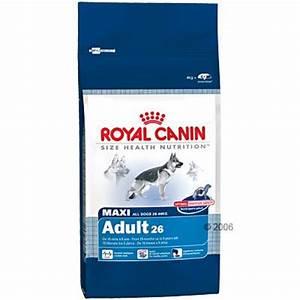Royal Canin Maxi Adult : royal canin maxi adult croquettes pour chien zooplus ~ Eleganceandgraceweddings.com Haus und Dekorationen