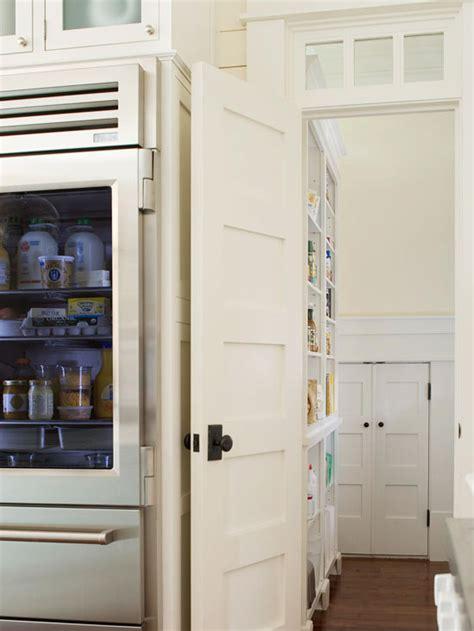 vintage walk  pantry country kitchen bhg