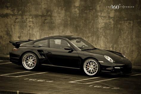 Wallpaper Tuning Porsche Porsche 997 Tt 360 Forged 997