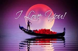 Happy Birthday Emoji Message Animated Free Gif I Love You Photo Water Reflexion Ecards