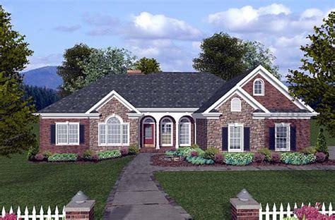 brick home floor plans brick ranch home plans house plans
