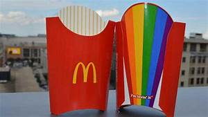 McDonald's Locations Along DC Pride Parade Route to ...