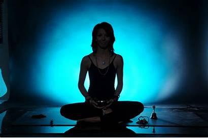 Meditation Pose Lotus Chakras Spiritual Desktop Techniques