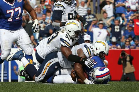 Chargers Vs Bills Game Time, Tv Schedule, Online