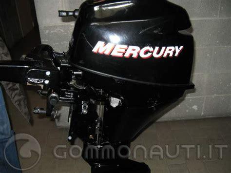 vendo motore mercury  hp  tempi anno  gambo corto