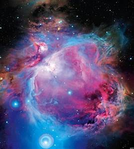 Star Cluster Near Orion Nebula Revealed in Telescope Views
