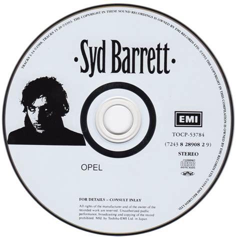 Opel Syd Barrett by Syd Barrett Opel 1988 Toshiba Emi Tocp 53784 Japan